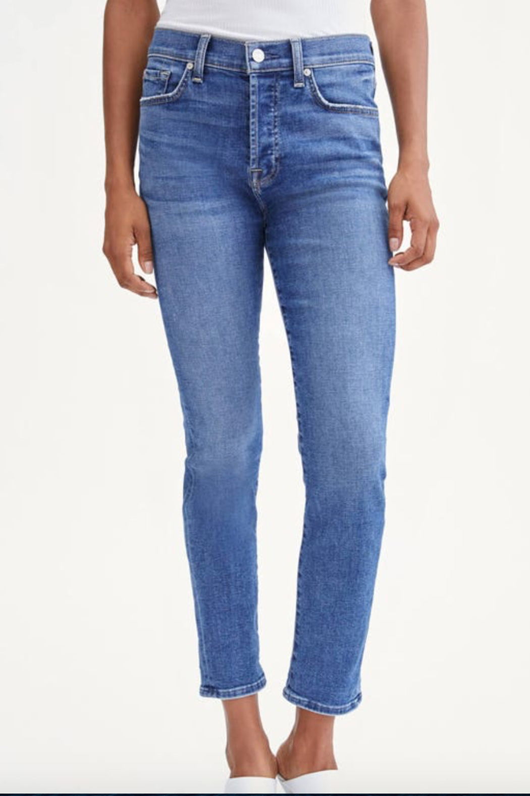 7 For all Mankind Josefina - Front Full Image