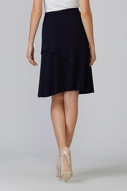 Joseph Ribkoff  A line knee length skirt - Side cropped