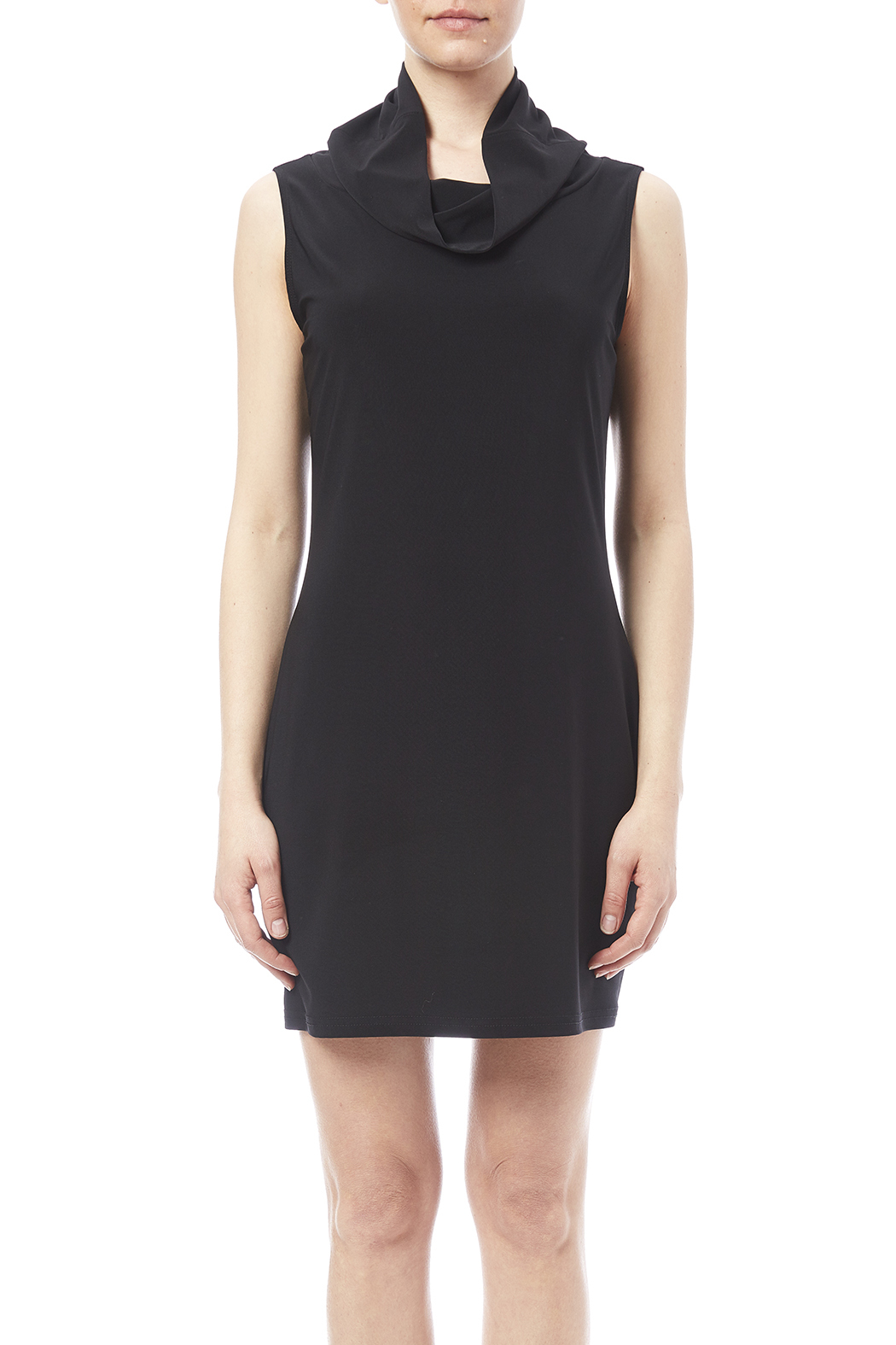 Joseph Ribkoff Cowl Sleeveless Tunic - Side Cropped Image