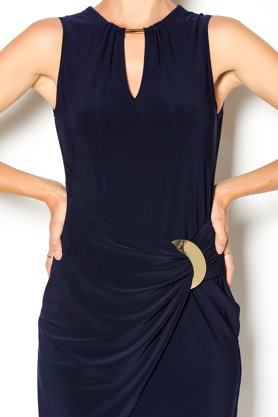 Joseph Ribkoff Navy Dress from New Jersey by Sabine\'s Boutique ...