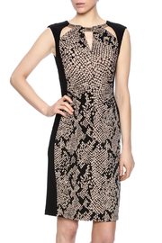 Joseph Ribkoff Print Sheath Dress - Product Mini Image