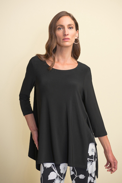 Joseph Ribkoff Relaxed Fit Top - Product List Image