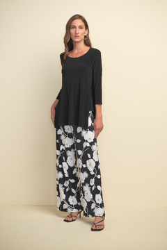 Joseph Ribkoff Relaxed Fit Top - Alternate List Image