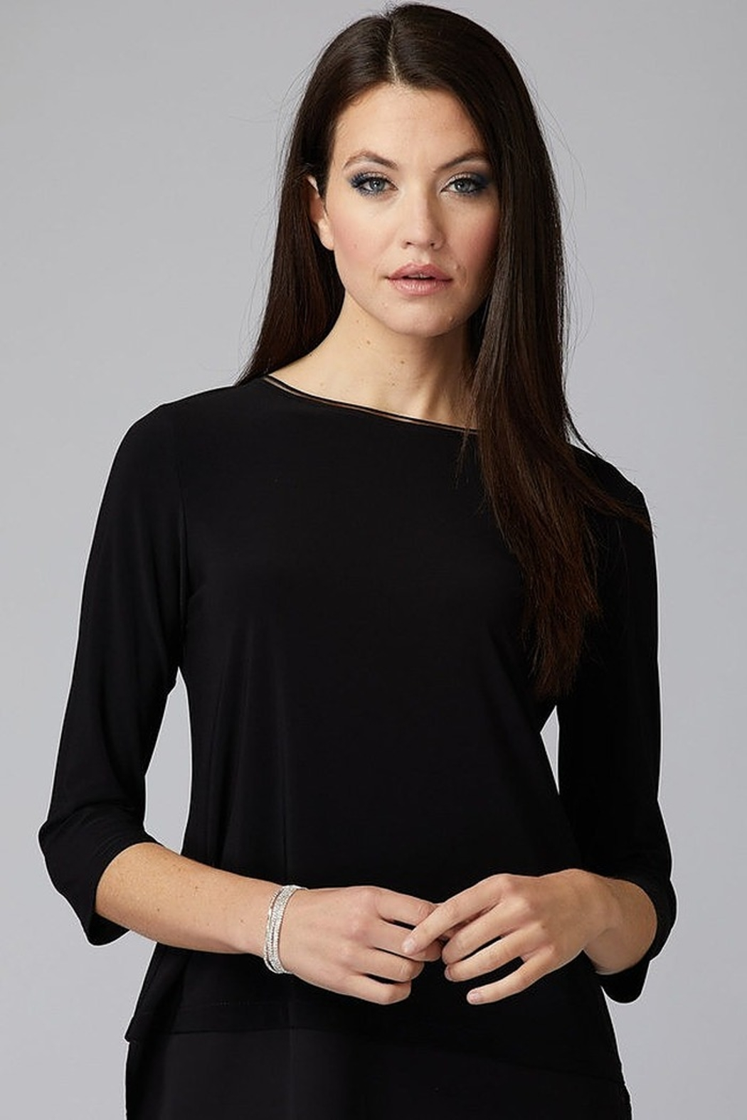 Joseph Ribkoff  top style 201534 - Side Cropped Image