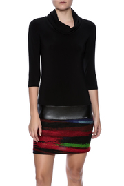 Joseph Ribkoff Tunic Turtleneck Dress - Product Mini Image