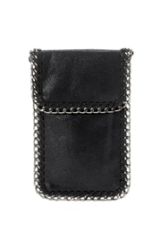 joseph d'arezzo Cell Phone Clutch - Front cropped