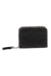 joseph d'arezzo Chain Zipper Wallet - Product Mini Image