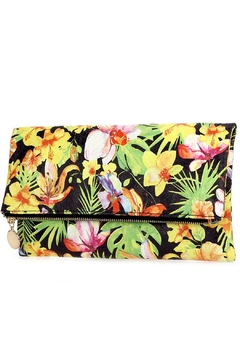 Shoptiques Product: Floral Print Clutch