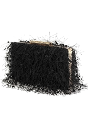 joseph d'arezzo Furry Clutch - Product Mini Image