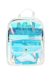 joseph d'arezzo Lucite Backpack - Front cropped