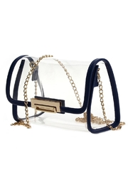joseph d'arezzo Lucite Chain Bag - Product Mini Image