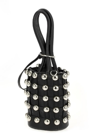 joseph d'arezzo Pearl Bucket Bag - Product Mini Image