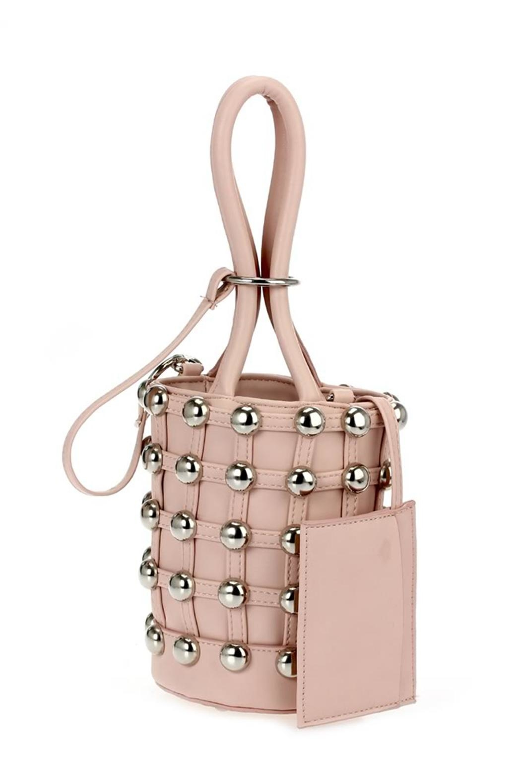 joseph d'arezzo Pearl Bucket Bag - Front Cropped Image