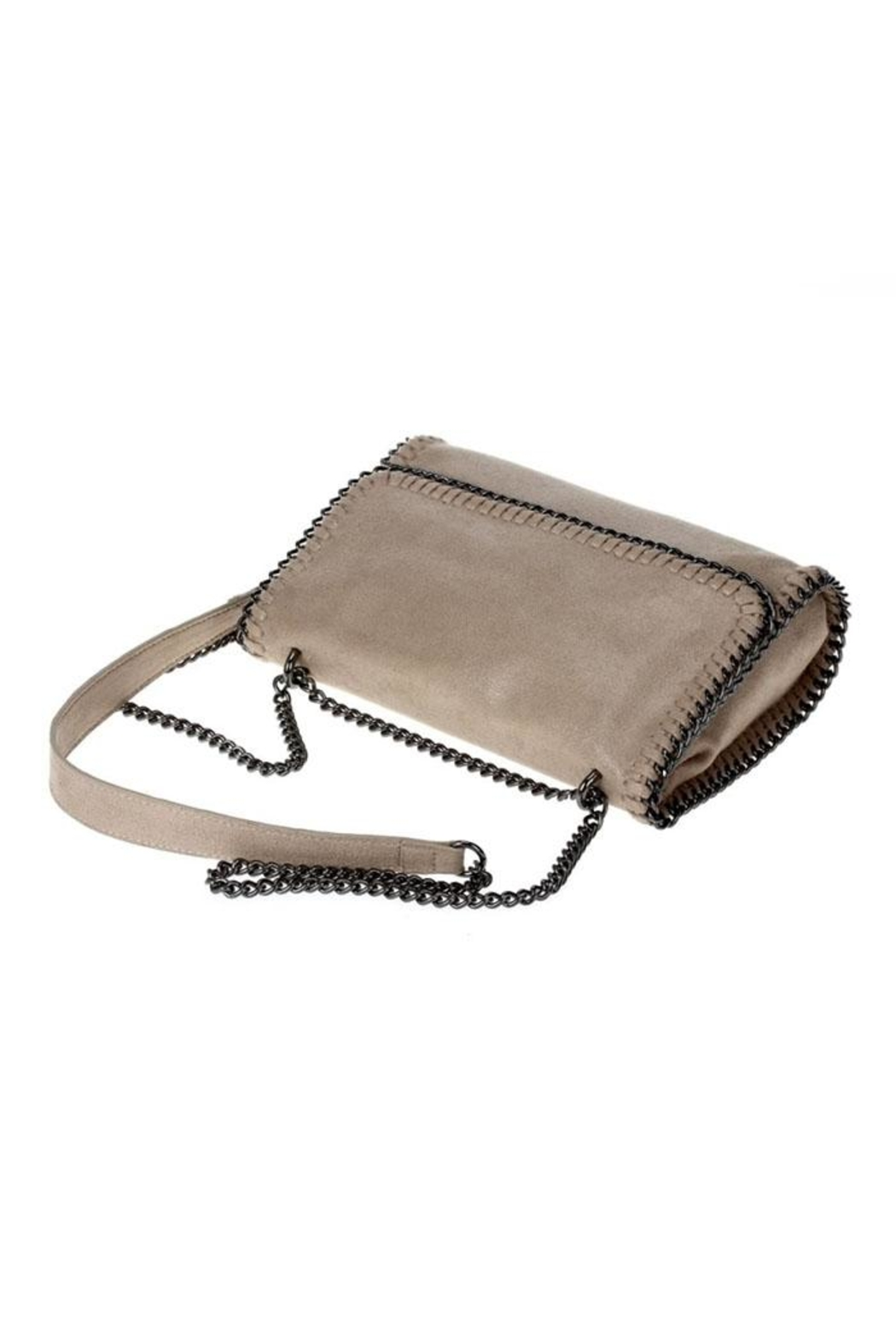joseph d'arezzo Quilted Crossbody - Front Full Image