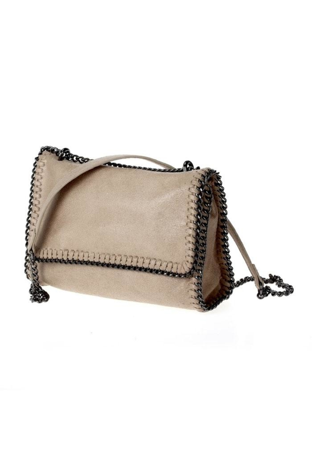 joseph d'arezzo Quilted Crossbody - Front Cropped Image