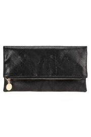joseph d'arezzo Snake Detail Clutch - Product Mini Image