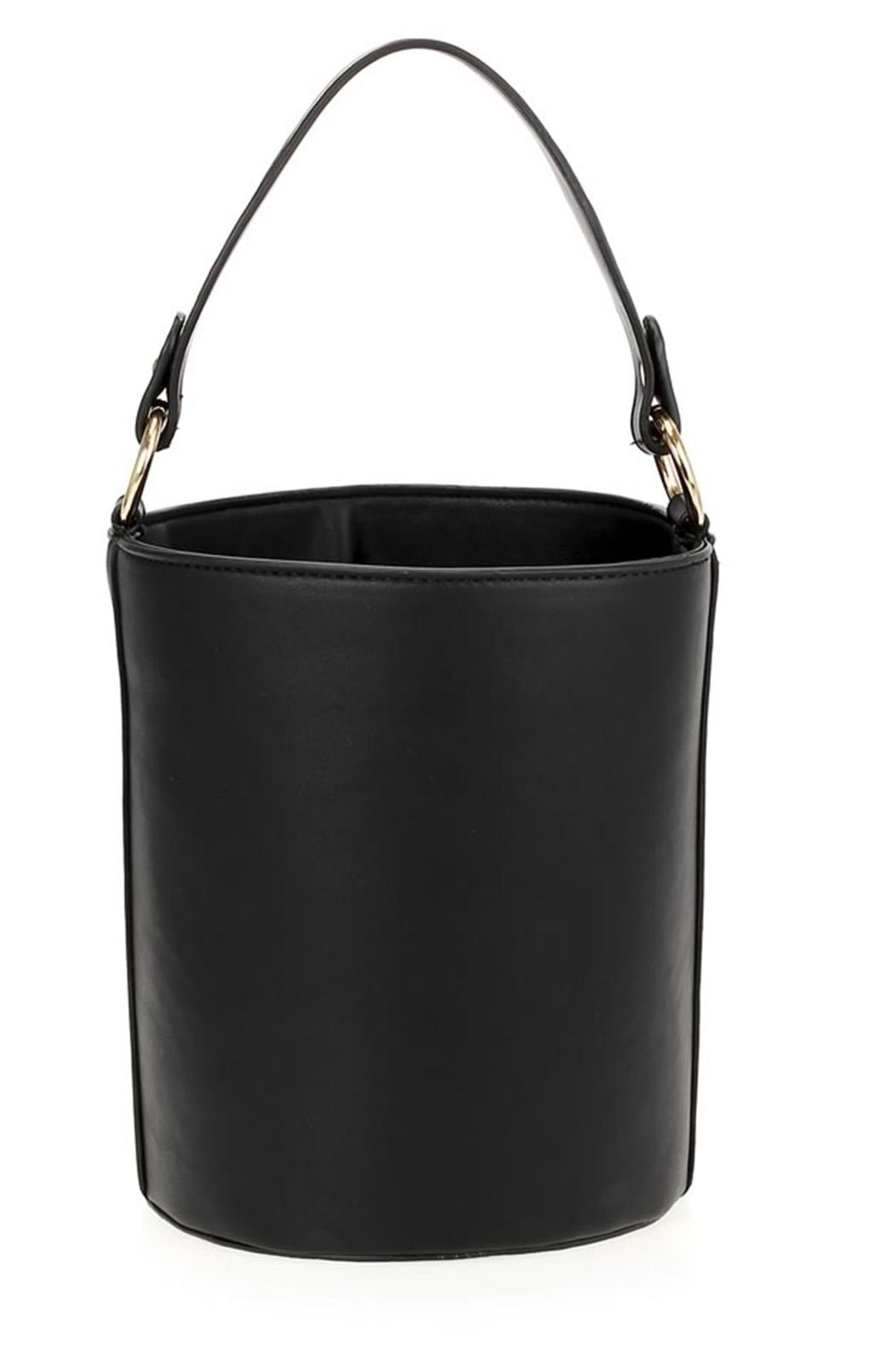 joseph d'arezzo Solid Bucket Bag - Front Cropped Image
