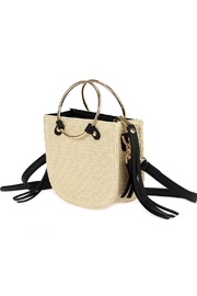 joseph d'arezzo Straw Bag - Product Mini Image