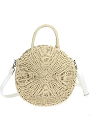 joseph d'arezzo Straw Circle Bag - Product Mini Image