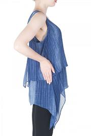 Joseph Ribkoff Layer Sleeveless Top - Product Mini Image