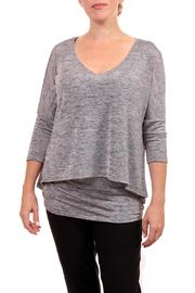 Joseph Ribkoff 3/4 Sleeve Tunic - Product Mini Image