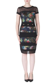 Joseph Ribkoff Banded Dress - Front cropped