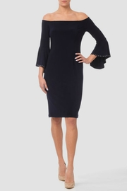 Joseph Ribkoff Bell Sleeve Dress - Product Mini Image