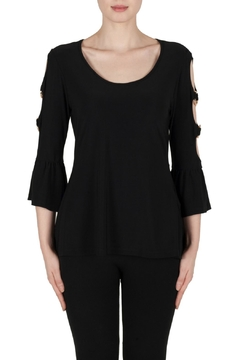 Shoptiques Product: Bell Sleeve Hoops Top