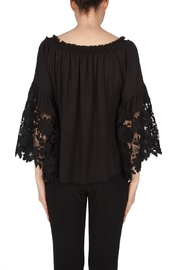 Joseph Ribkoff Bell Sleeves Top - Side cropped