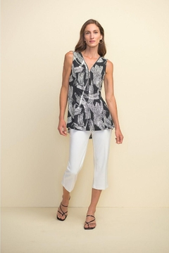 Joseph Ribkoff Bella Sleeveless Top - Alternate List Image