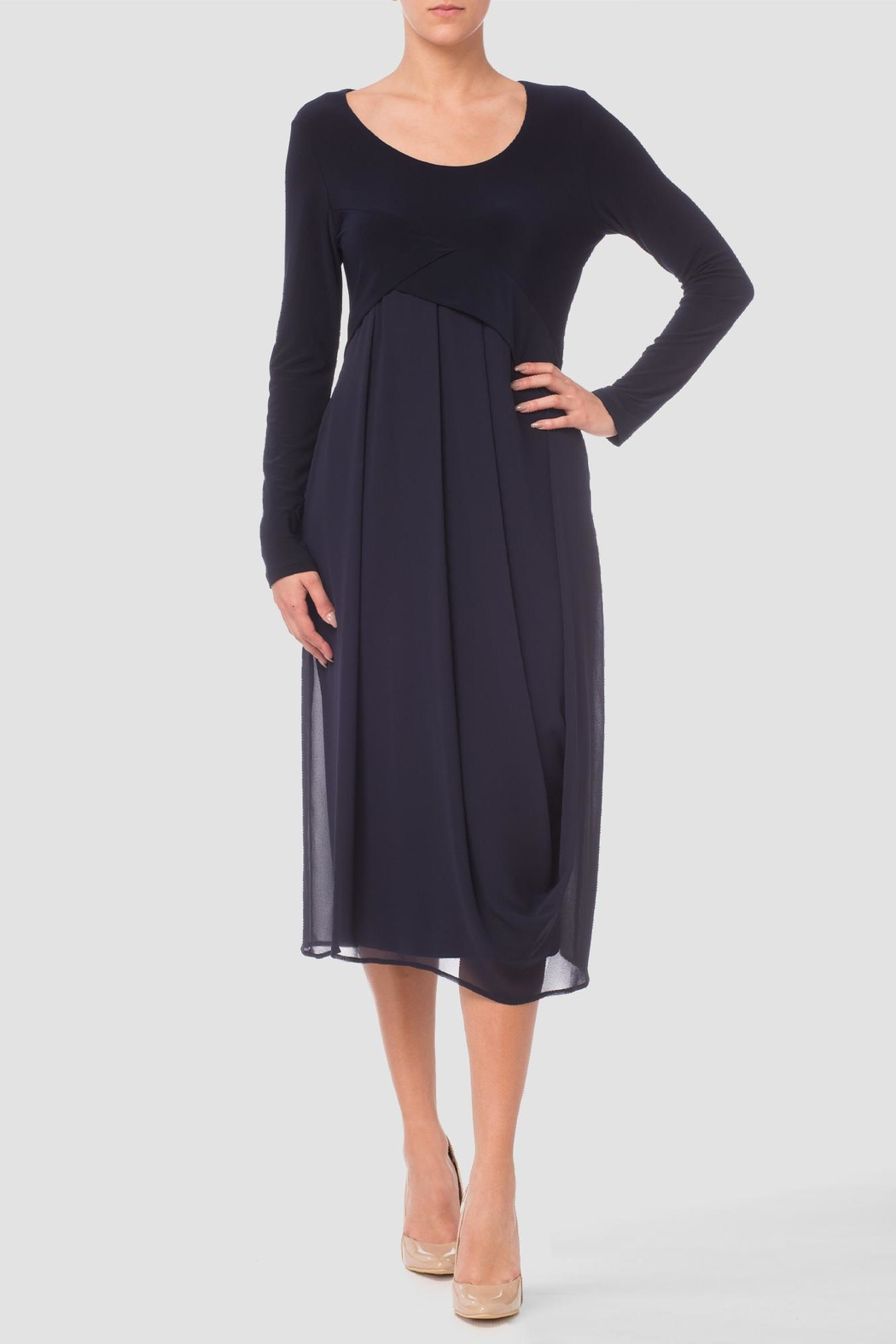 Joseph Ribkoff Bess Midnight Dress - Main Image