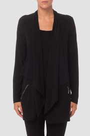 Joseph Ribkoff Black Cover Up - Product Mini Image