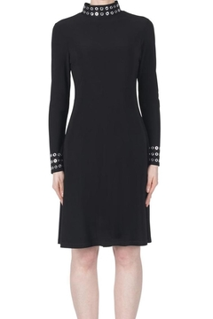 Shoptiques Product: Black Collared Dress