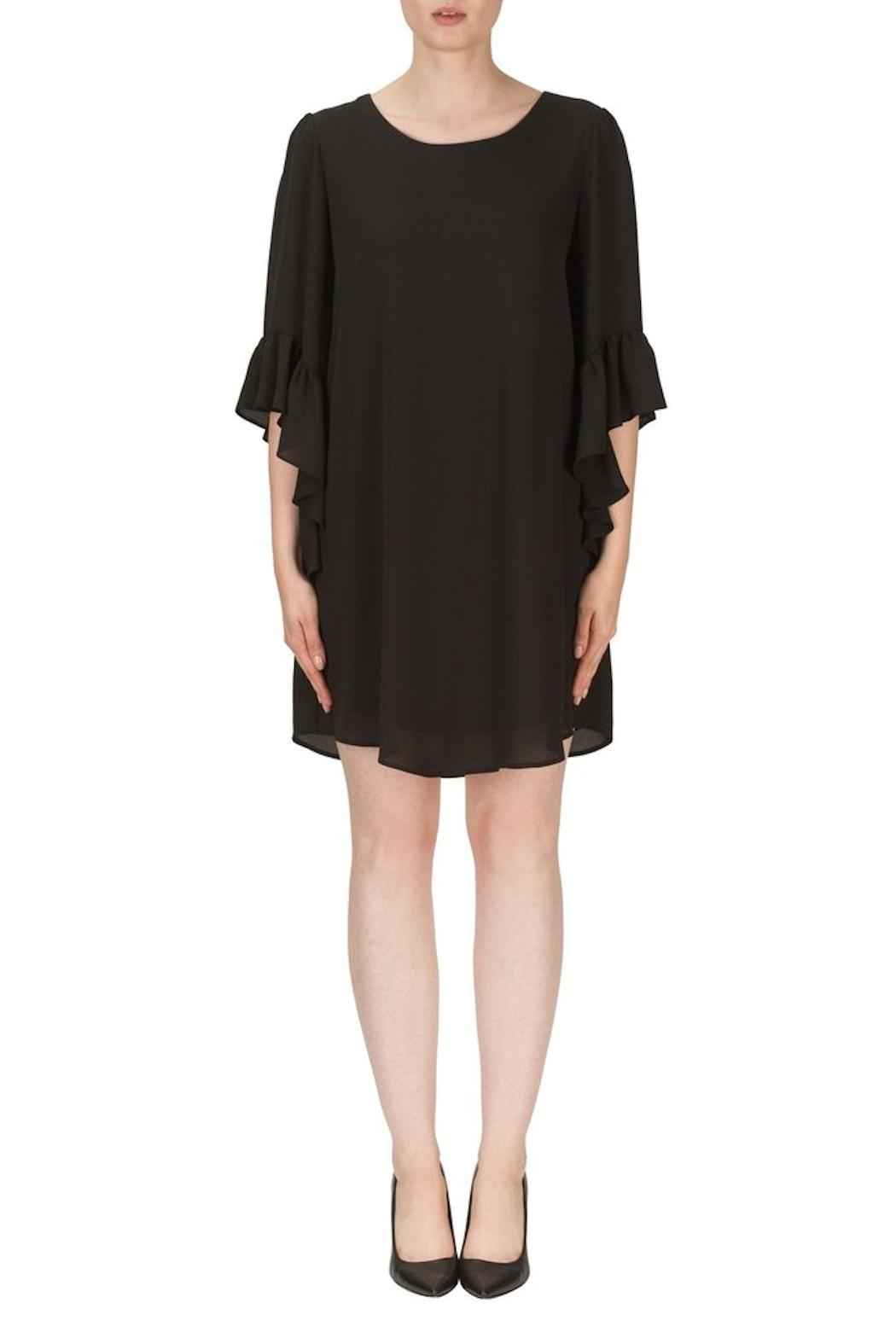 Joseph Ribkoff Black Dress - Main Image