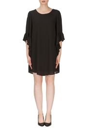 Joseph Ribkoff Black Dress - Front cropped