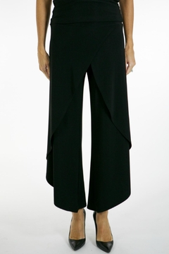 Shoptiques Product: Black Flowy Pant