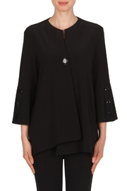 Joseph Ribkoff Black Jacket - Product Mini Image