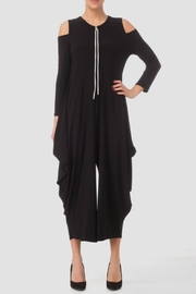 Joseph Ribkoff Black Jumpsuit - Product Mini Image