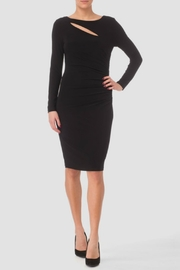Joseph Ribkoff Black Knit Dress - Product Mini Image