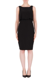 Joseph Ribkoff Pop-Over Top Dress - Product Mini Image