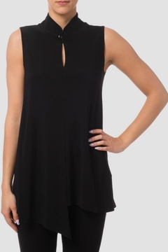Shoptiques Product: Black Sleeveless Top