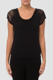 Joseph Ribkoff Black Top - Product Mini Image