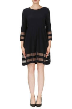 Joseph Ribkoff Black Tunic Dress - Product List Image