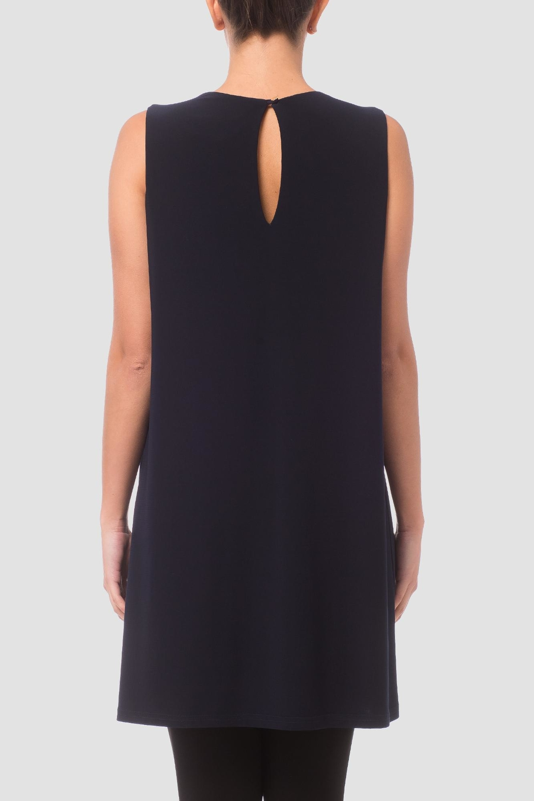 Joseph Ribkoff Black Tunic/dress - Front Full Image