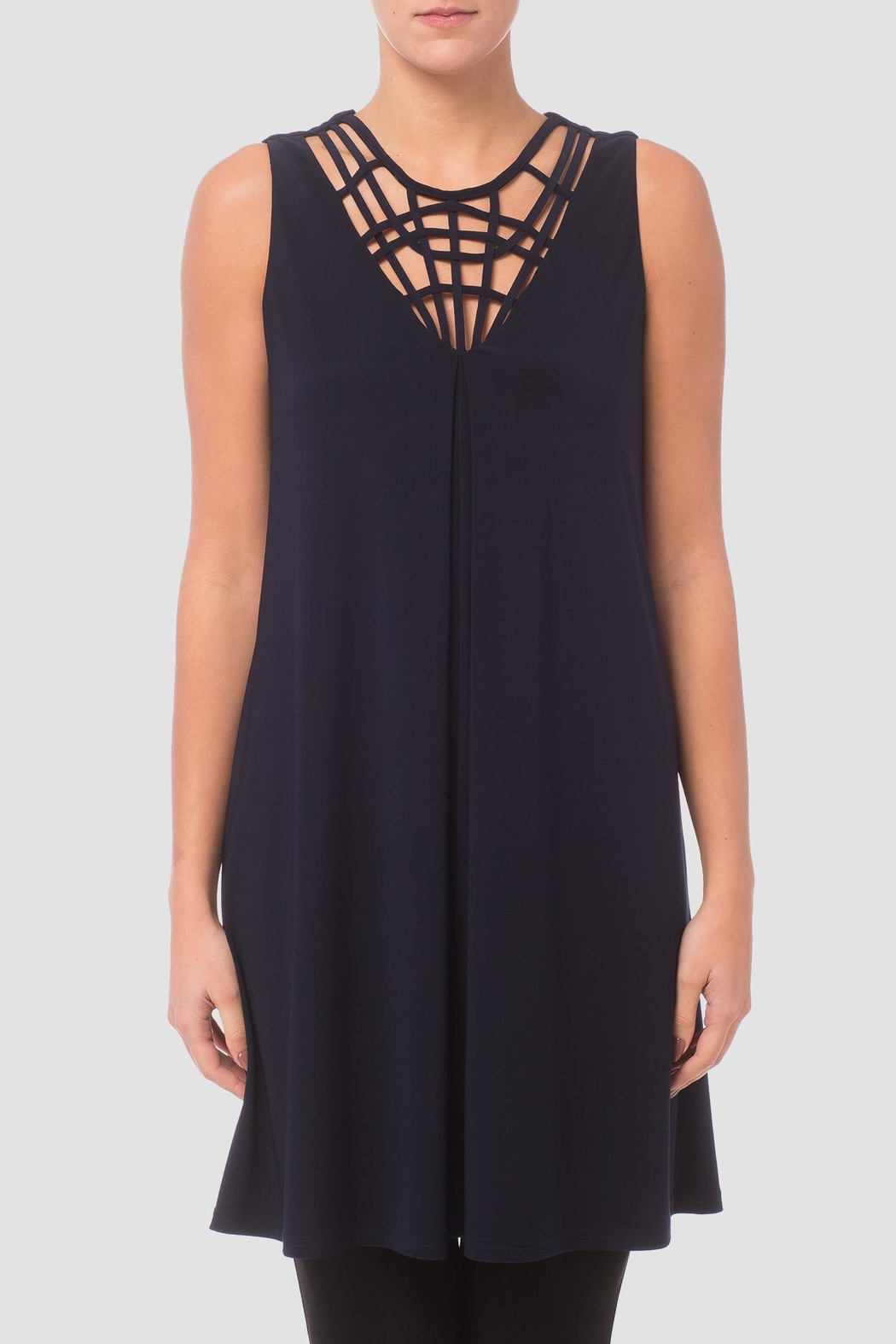 Joseph Ribkoff Black Tunic/dress - Main Image