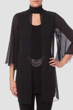 Shoptiques Product: Black Tunic Top
