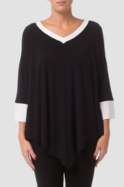 Joseph Ribkoff Black/white Tunic - Product Mini Image