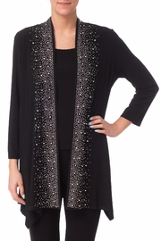 Joseph Ribkoff Blingy Open Cardigan - Product Mini Image
