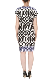 Joseph Ribkoff Bloused Dress - Side cropped