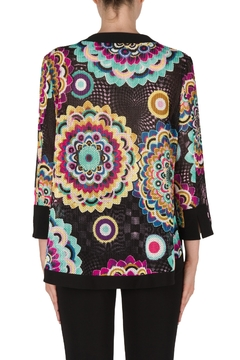 Joseph Ribkoff Bold Print Jacket - Alternate List Image